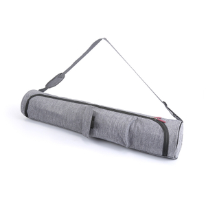 Durable high quality canvas custom yoga mat bag