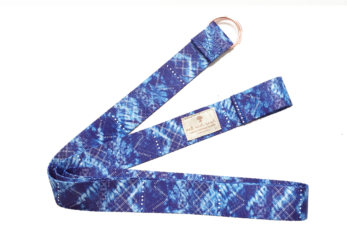 Popular Printing Custom Yoga Stretching Strap