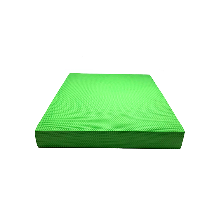 Wholesale TPE Yoga Fitness Square Balance Foam Pad